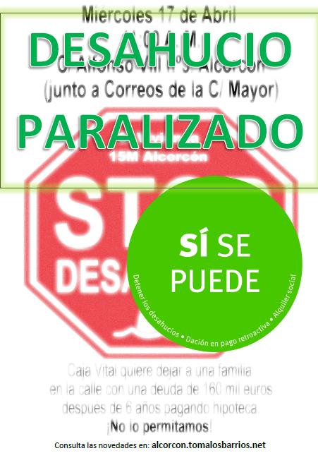paralizacion 17-4-13